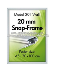2014 Hot Sales Cheap Price Aluminum Material KT Board 24x36 Picture Frames for A1 A2 A3 A4 Size