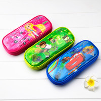china factory direct selling cute students EVA pencil cases