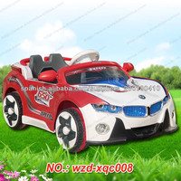 Children love Powerful. Brightly colored ride on car kids battery operated cars