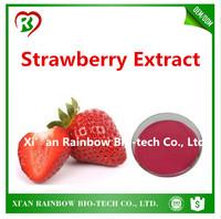 New design strawberry flavor extract powder Brand new freeze dried fruit powder ephedra sinica powder
