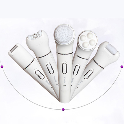 2017 New Electrical Foot Callus Remover 5 in 1