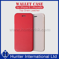 AAA Quality Mobile Phone Wallet Case For iPhone 6S