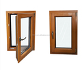 Hot products aluminium profile casement window with double glazing Glass from finial Factory