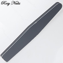 China Factory Push New Nail Tools Promotion Nail Polish Beauty Use Three Sides Nail File