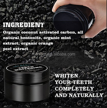 Mendior OEM Activated Charcoal Teeth Whitening Powder coconut shell charcoal powder