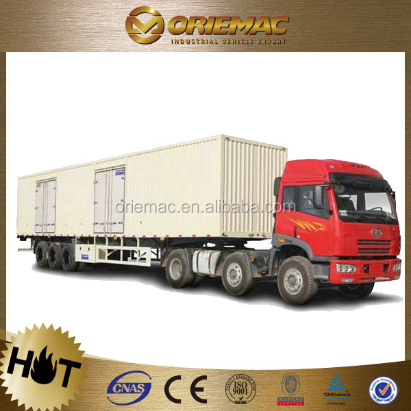CIMC container 20ft cement trailer