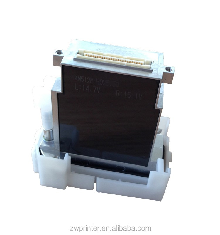 Professional technical Konica KM512 MH 14PL UV Printhead for inkjet printer