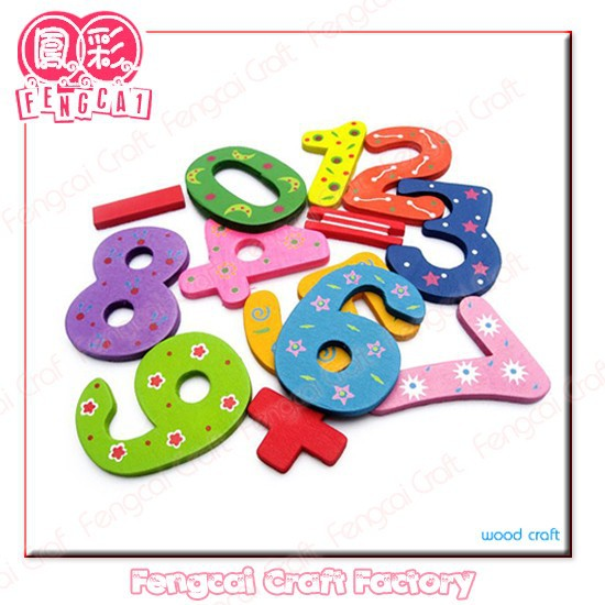 Custom Deisgn Plywood Wooden Alphabet letter and wood number (wood craft in laser cut & engraving)