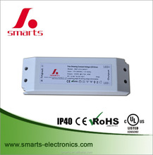 indoor use led transformer 24v 45w triac dimmable type