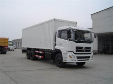 Dongfeng hot sale cargo box truck