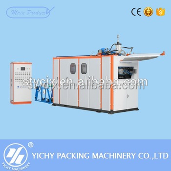 YC-660 Auto disposable glass making machine