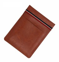 "Fashionable Sleeve PU Leather Cover Case Mobile Phone Bag for iPad pro 9.7"" 12.9"""