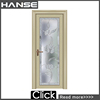 HS-8043 laminated flush simple design american style doors