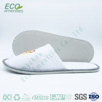 Hotel Group Famous Brand airplane slippers for adults is hotel slippers