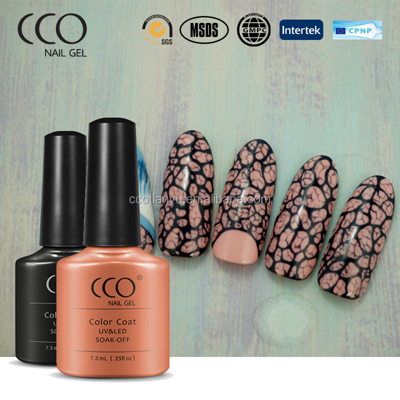 CCO 7.3ML Mini camouflage led lamp nail Soak off Beauty Products nails supplies gel for nail