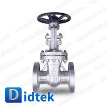 Didtek Reliable Quality China manufacturer gate valve specification