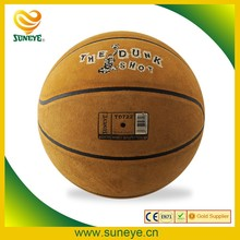 Custom Leather Material Basketball