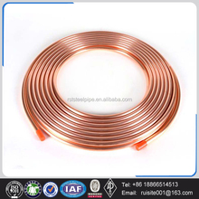 capillary LME 6mm cheap copper tube for per ton