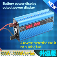 12VDC 220VDC 1200w modified solar power inverter inverter