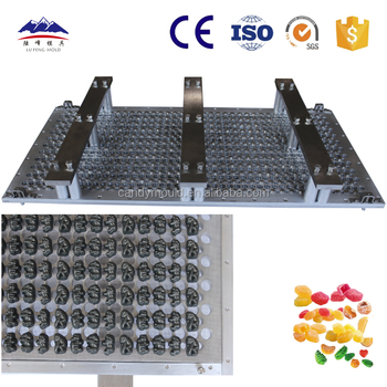 Fashionable Starch Mold Gummy Candy Starch Moulding Line