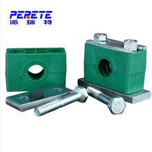 Hot Sell Hydraulic Hose Plastic Pipe Clamps