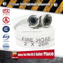 "Fire Resistant Strong Polyester 2"" Fire Extinguisher Hose"