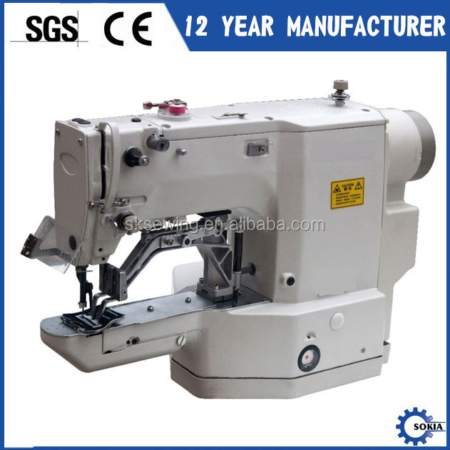 High Speed computer bartacking bar tacker sewing machine