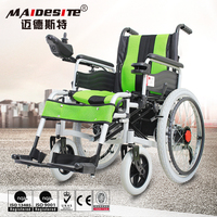 Good Quality 4 wheels handicapped used charger battery e power scooter wheelchairs