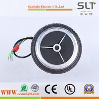 6.5inch 250W 36V Motorcycle Hub Wheel Motor for Power tools