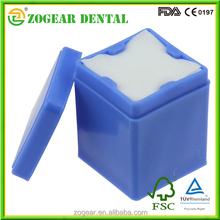 CW006 ZOGEAR Dental Plactic cotton swab container