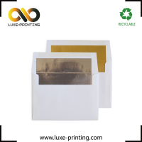 Promotion Industrial Use and Accept Custom Order 3 side seal aluminum foil Envelopes