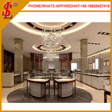 Indian Jewellery Showroom Interior Designs