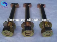 18X167 T type sleeper bolt