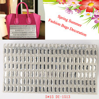 Diamond Sheet Decorative For Woman Fashion Bags Accessories