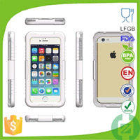 china supplier waterproof cell phone case for iphone