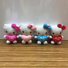hello kitty stuffed animal plush toys custom movie cartoon character fashion doll wholesale for crane machines