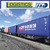 Railway shipping forwarder rates LCL FCL door to door delivery service DDP DDU to amazon FBA warehouse from China to Milan Italy