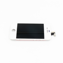 New grade AAA quality hot selling screen phone lcd for iphone 4s display glass