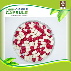pharma products various size hard pill gelatin capsules