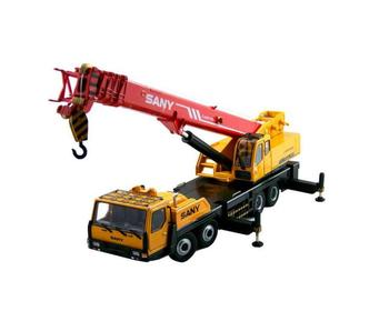 Sany 75 ton new truck crane STC750A for market