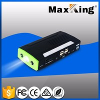 New products 5v2.1a usb port mini compressor battery booster jumper 16000mah car starter