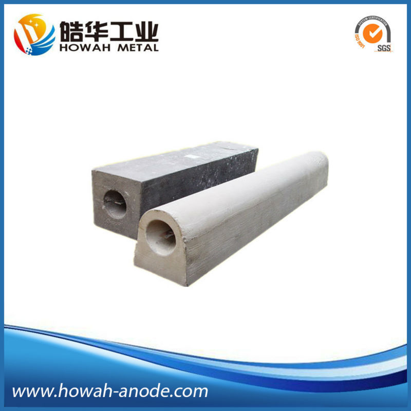 Cast Sacrificial Magnesium Anode D Type for Cathodic Protection