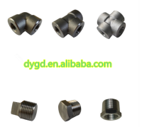 Coupling Type and 45#carbon steel,Carbon Steel Material Hydraulic Fitting