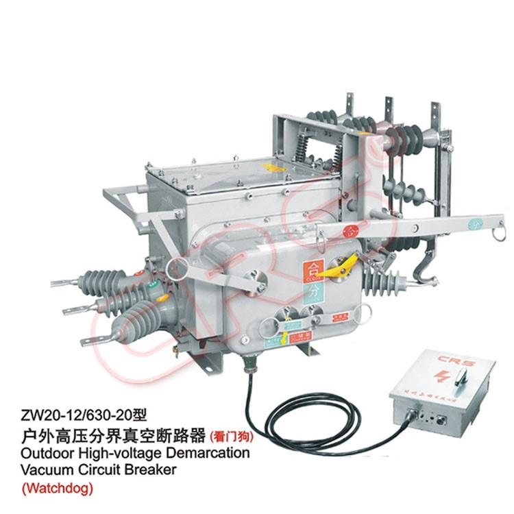 Top Quality High End Quality-Assured Outdoor High Voltage 33Kv Vacuum Circuit Breaker
