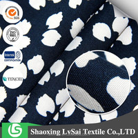 Popular High Quality Tencel Printed fabric for Garment
