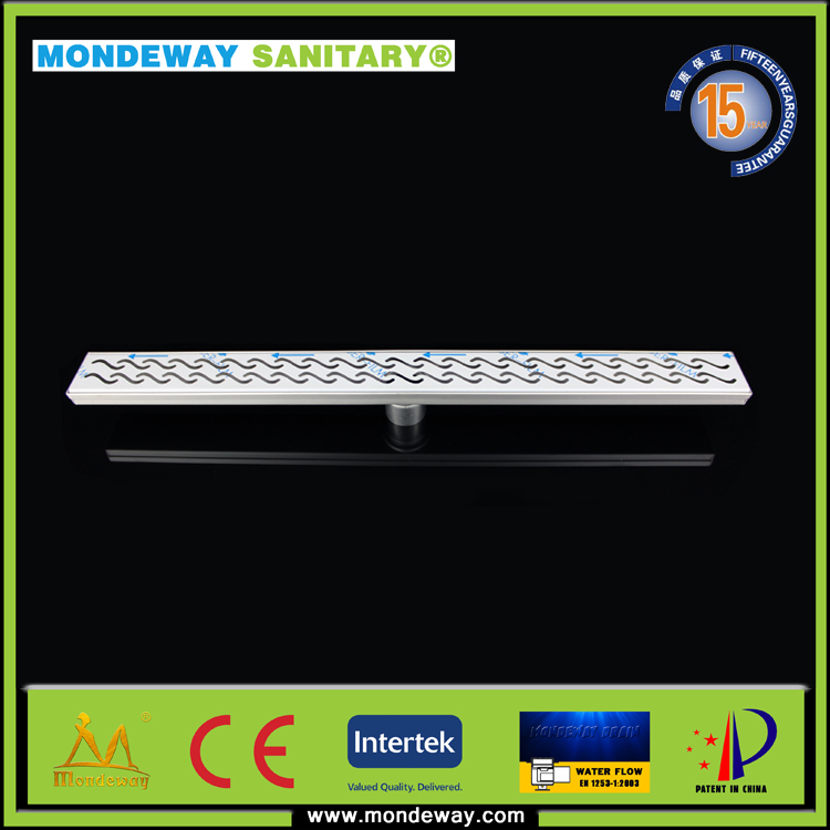 HOT SALES FOR SUS304/316 pool drain grate/Linear Shower Drain, bathroom tiles /galss floor drains shower room, kitchen PRICE