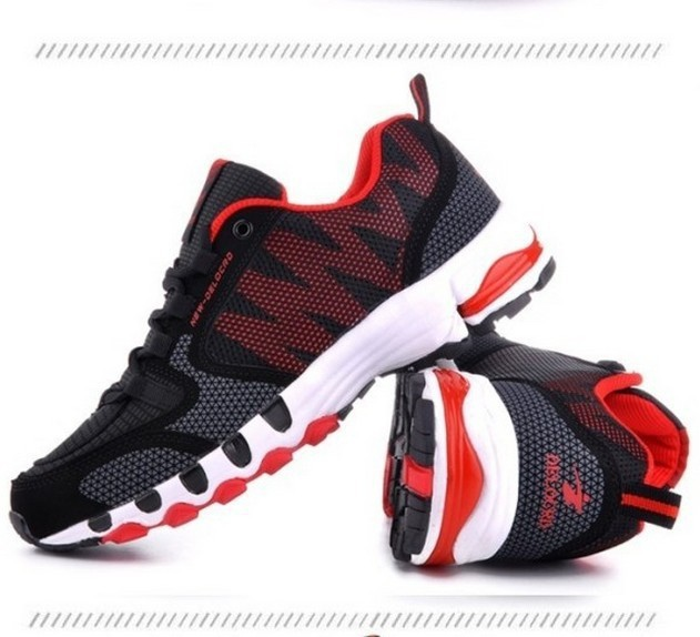 Plus Size (39~47) 2014 new arrival hot sale breathable fashion men's running shoes free run men athletic shoe male free shipping
