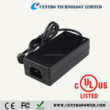 UL FC CE approved US plug 12V adapter DC12V 3A 5A power adaptor