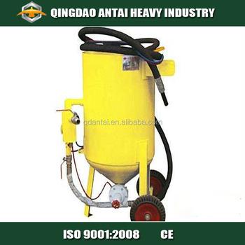 portable sand blast machine