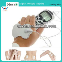 electrical tens acupuncture full body massager digital machine physical therapy